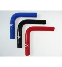 10mm - Codo 90° de Silicona - REDOX