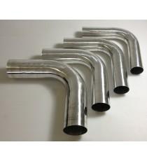 54mm - Coude 90° aluminium - redox