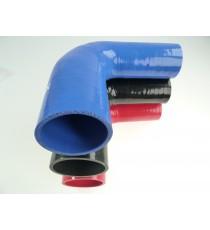 25-30mm - Reductor 90° de silicona - REDOX