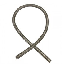 Tubo espiral inox diametro exterior 18mm espesor 0,28mm