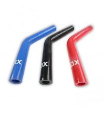 13mm - Codo 45° de Silicona - REDOX