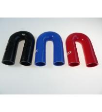 35 mm - Codo 180 ° de silicona - REDOX