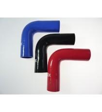 38 mm - 90 ° de silicona del codo - REDOX