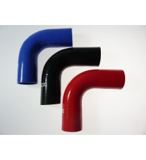 45 mm - 90 ° de silicona del codo - REDOX