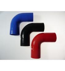57 mm - 90 ° de silicona del codo - REDOX
