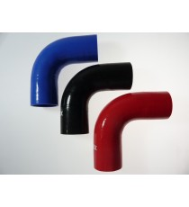 54 mm - 90 ° de silicona del codo - REDOX