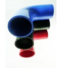 90 mm - 90 ° de silicona del codo - REDOX