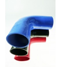 85 mm - 90 ° de silicona del codo - REDOX