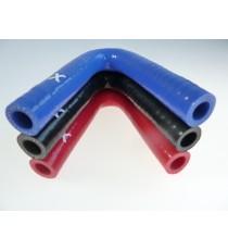 13mm - Codo 135 ° de silicona - REDOX