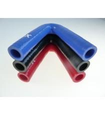 16mm - Codo 135 ° de silicona - REDOX