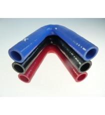 19mm - Codo 135 ° de silicona - REDOX