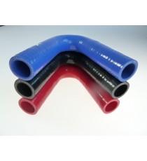 22mm - Codo 135 ° de silicona - REDOX