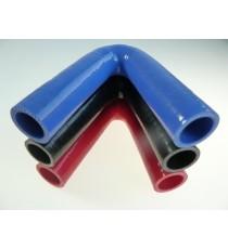 28mm - Codo 135 ° de silicona - REDOX