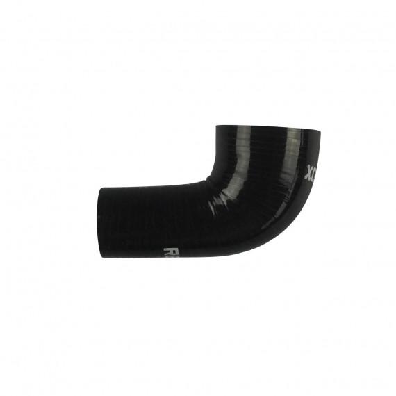 40-60mm Longitud 110x60mm - Reductor 90° de silicona - REDOX