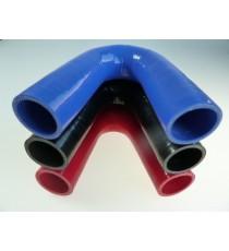 35 mm - Codo 135 ° de silicona - REDOX