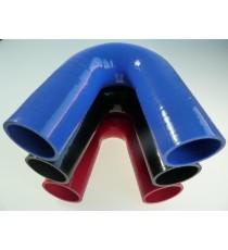 48mm - Codo 135 ° de silicona - REDOX