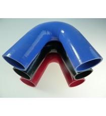 57mm - Codo 135 ° de silicona - REDOX