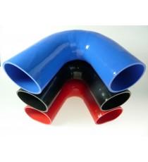 102 mm - 135 º Codo de silicona - REDOX