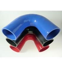 95mm - Codo 135 ° de silicona - REDOX