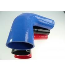 51-76mm - 90 ° Reductor de silicona - REDOX