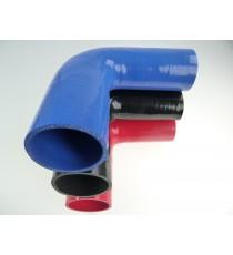57-63mm - 90 ° de silicona Reductor - REDOX
