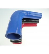 19-32mm - 90 ° Reductor de silicona - REDOX