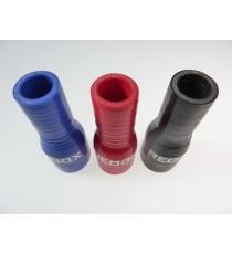 25-28mm - Reductor recto de silicona - REDOX