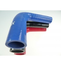 16-19mm - Reductor 90° de silicona - REDOX